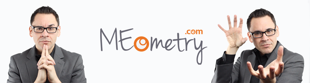 MEometry.com logo